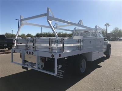 2019 F-450 Regular Cab DRW 4x2,  Scelzi CTFB Contractor Body #KDA02831 - photo 2