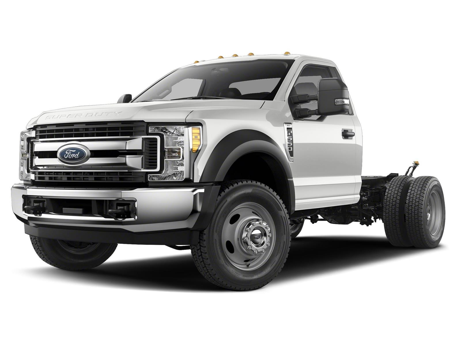 2019 F-550 Regular Cab DRW 4x2, Cab Chassis #KDA03696 - photo 1