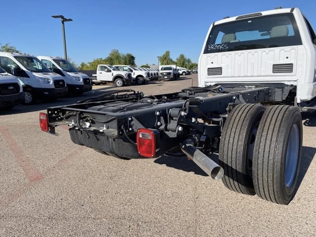 2019 Ford F-550 Regular Cab DRW 4x2, Cab Chassis #KDA03696 - photo 8