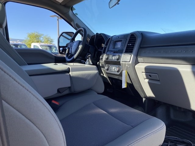 2019 Ford F-550 Regular Cab DRW 4x2, Cab Chassis #KDA03696 - photo 10
