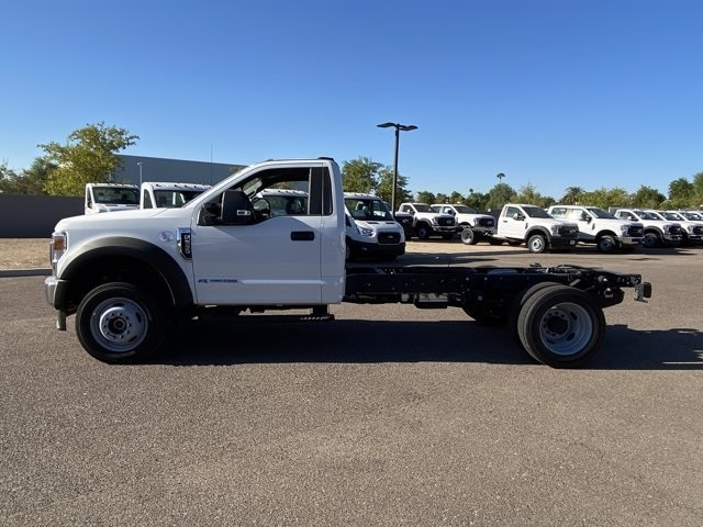 2019 Ford F-550 Regular Cab DRW 4x2, Cab Chassis #KDA03696 - photo 5