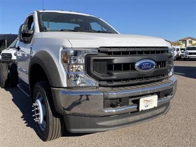 2019 Ford F-550 Regular Cab DRW 4x2, Cab Chassis #KDA03696 - photo 3
