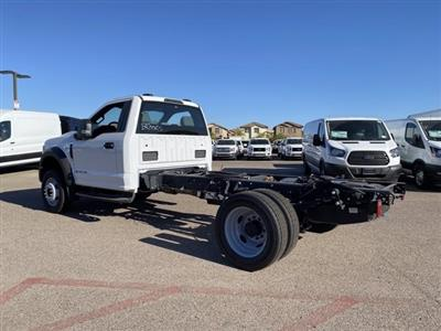2019 Ford F-550 Regular Cab DRW 4x2, Cab Chassis #KDA03696 - photo 7