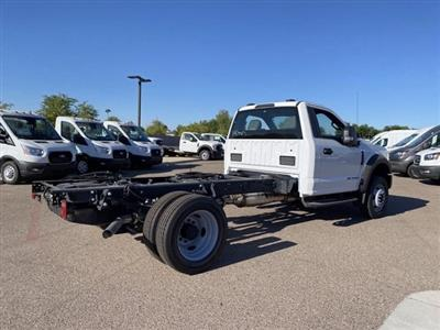 2019 Ford F-550 Regular Cab DRW 4x2, Cab Chassis #KDA03696 - photo 2