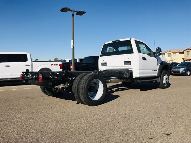 2019 F-550 Regular Cab DRW 4x4,  Cab Chassis #KDA03706 - photo 1