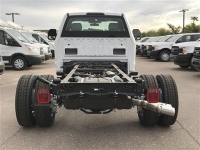 2019 F-550 Regular Cab DRW 4x2,  Cab Chassis #KDA06646 - photo 4