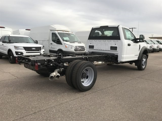 2019 F-550 Regular Cab DRW 4x2,  Cab Chassis #KDA06647 - photo 1