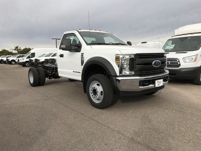 2019 F-550 Regular Cab DRW 4x2,  Cab Chassis #KDA06650 - photo 1