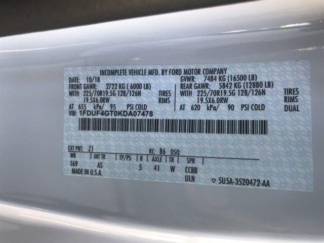 2019 F-450 Regular Cab DRW 4x2,  Scelzi Signature Service Body #KDA07478 - photo 21