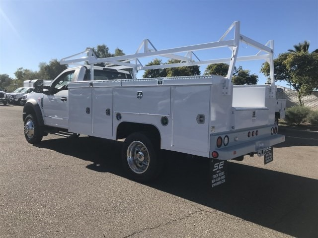 2019 F-450 Regular Cab DRW 4x2,  Scelzi Signature Service Body #KDA07479 - photo 3