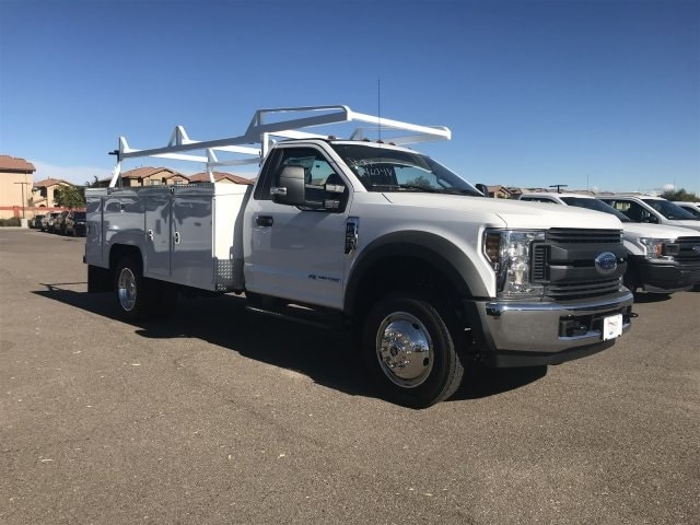2019 F-450 Regular Cab DRW 4x2,  Scelzi Signature Service Body #KDA07479 - photo 1