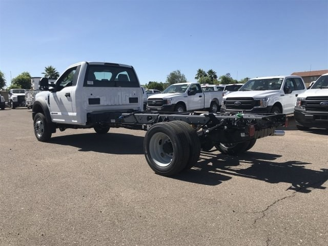 2019 F-550 Regular Cab DRW 4x4,  Cab Chassis #KDA14787 - photo 4