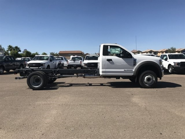 2019 F-550 Regular Cab DRW 4x4,  Cab Chassis #KDA14787 - photo 7