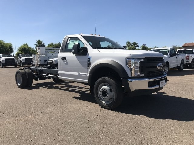 2019 F-550 Regular Cab DRW 4x4,  Cab Chassis #KDA14787 - photo 1