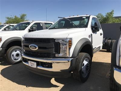 2019 F-550 Regular Cab DRW 4x4,  Cab Chassis #KDA14787 - photo 26
