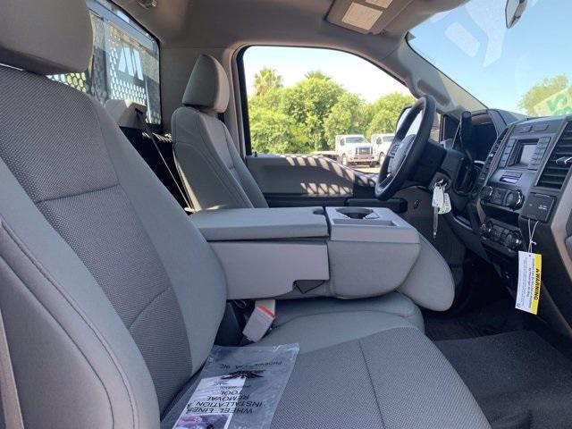 2019 Ford F-550 Regular Cab DRW 4x2, Milron Contractor Body #KDA25844 - photo 11