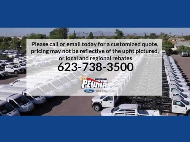2019 Ford F-550 Regular Cab DRW 4x2, Milron Contractor Body #KDA25844 - photo 20