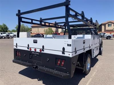 2019 Ford F-550 Regular Cab DRW 4x2, Milron Contractor Body #KDA25844 - photo 8