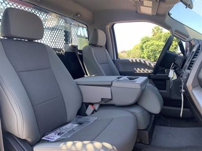 2019 Ford F-550 Regular Cab DRW 4x2, Milron Contractor Body #KDA25844 - photo 9