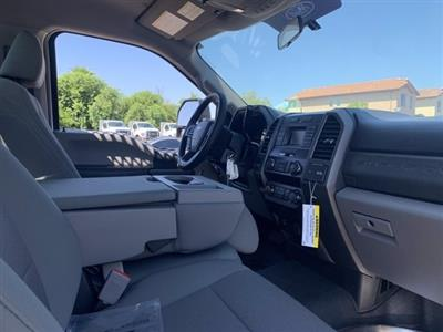 2019 Ford F-550 Regular Cab DRW 4x2, Milron Contractor Body #KDA25844 - photo 10