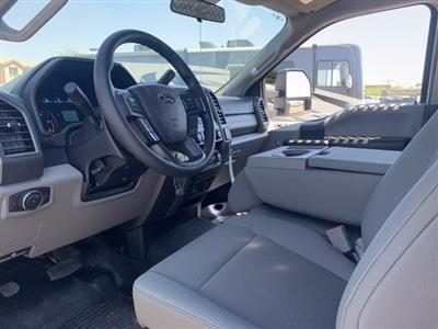 2019 Ford F-550 Regular Cab DRW 4x2, Milron Contractor Body #KDA25844 - photo 12