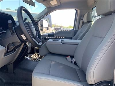 2019 Ford F-550 Regular Cab DRW 4x2, Milron Contractor Body #KDA25844 - photo 13