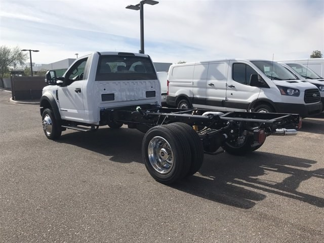 2019 Ford F-450 Regular Cab DRW 4x2, Cab Chassis #KDA25982 - photo 3