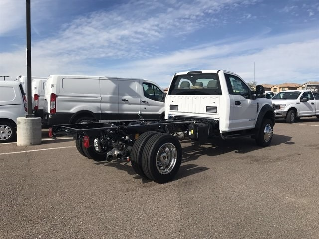 2019 Ford F-450 Regular Cab DRW 4x2, Cab Chassis #KDA25982 - photo 2