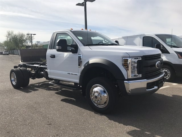 2019 Ford F-450 Regular Cab DRW 4x2, Cab Chassis #KDA25982 - photo 1
