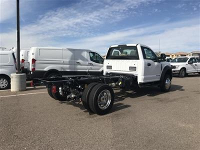 2019 F-450 Regular Cab DRW 4x2, Cab Chassis #KDA25982 - photo 2