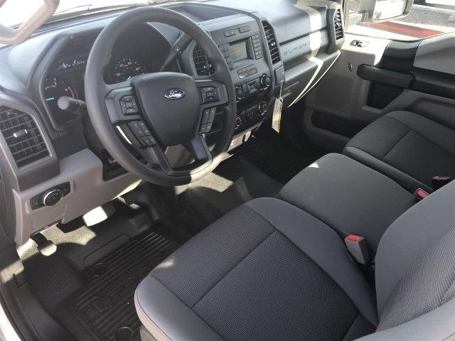 2019 F-550 Regular Cab DRW 4x2, Cab Chassis #KDA25988 - photo 11