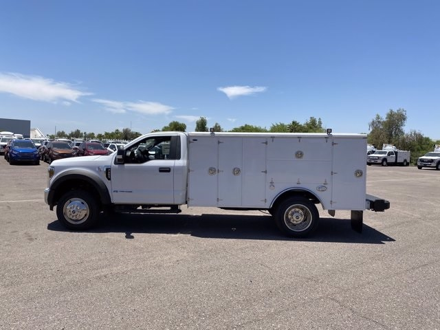2019 Ford F-550 Regular Cab DRW 4x2, Milron Service Body #KDA25988 - photo 5
