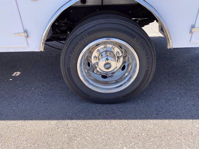 2019 Ford F-550 Regular Cab DRW 4x2, Milron Service Body #KDA25988 - photo 6