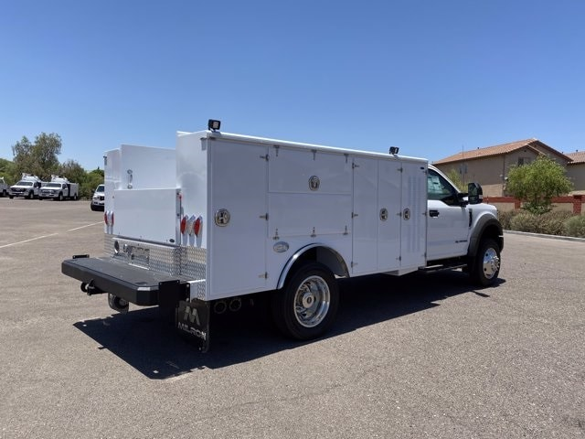 2019 Ford F-550 Regular Cab DRW 4x2, Milron Service Body #KDA25988 - photo 2