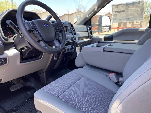 2019 Ford F-550 Regular Cab DRW 4x2, Milron Service Body #KDA25988 - photo 13