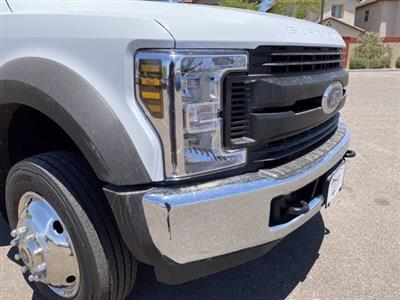2019 Ford F-550 Regular Cab DRW 4x2, Milron Service Body #KDA25988 - photo 3