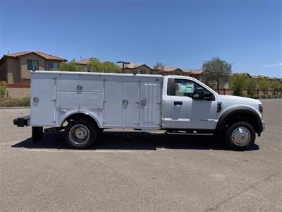 2019 Ford F-550 Regular Cab DRW 4x2, Milron Service Body #KDA25988 - photo 4