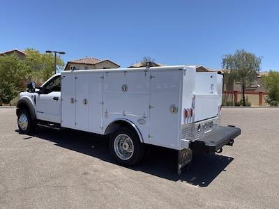 2019 Ford F-550 Regular Cab DRW 4x2, Milron Service Body #KDA25988 - photo 7