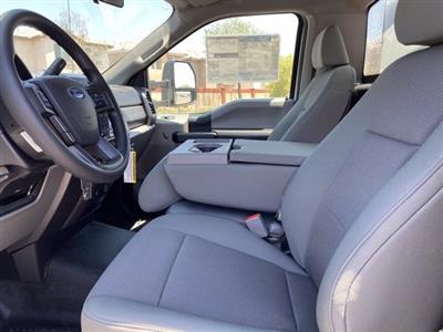 2019 Ford F-550 Regular Cab DRW 4x2, Milron Service Body #KDA25988 - photo 14