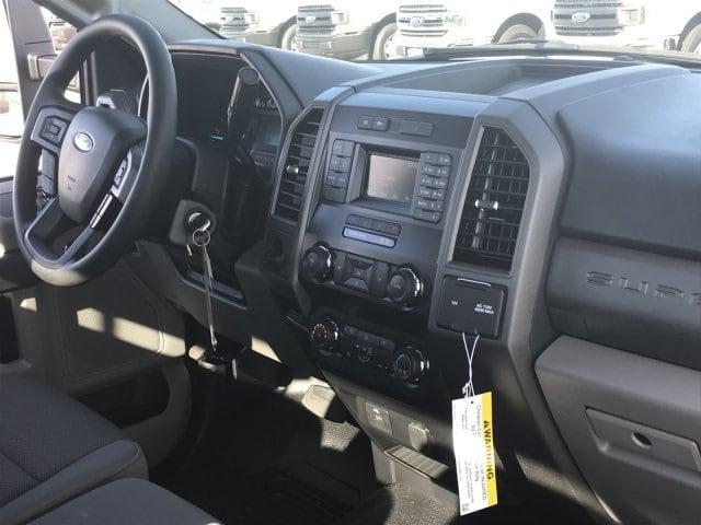 2019 F-550 Regular Cab DRW 4x2, Cab Chassis #KDA25989 - photo 9