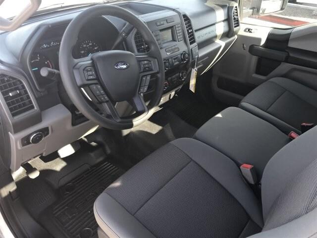 2019 F-550 Regular Cab DRW 4x2, Cab Chassis #KDA25989 - photo 11