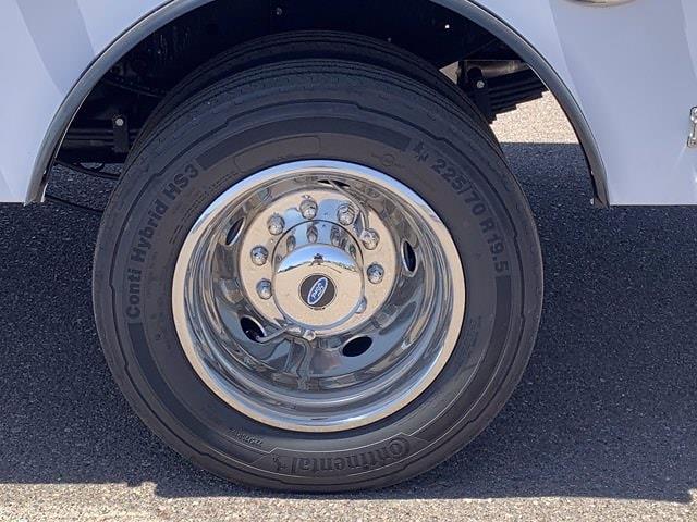 2019 Ford F-550 Regular Cab DRW 4x2, Milron Crane Body #KDA25989 - photo 6