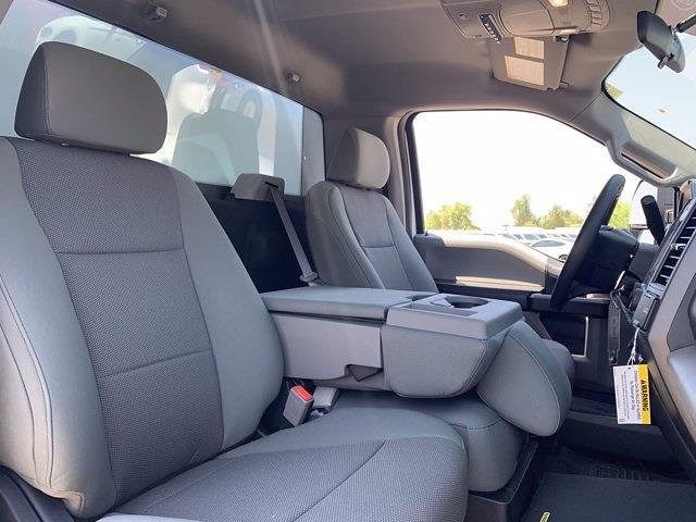 2019 Ford F-550 Regular Cab DRW 4x2, Milron Crane Body #KDA25989 - photo 9