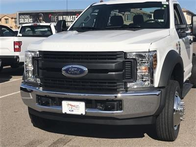 2019 F-550 Regular Cab DRW 4x2, Cab Chassis #KDA25989 - photo 4