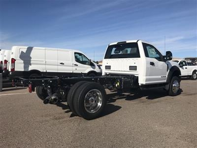 2019 F-550 Regular Cab DRW 4x2, Cab Chassis #KDA25989 - photo 2