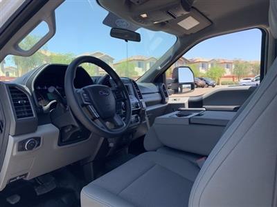 2019 Ford F-550 Regular Cab DRW 4x2, Milron Crane Body #KDA25989 - photo 12