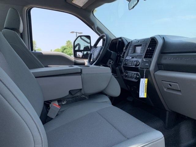 2019 Ford F-550 Regular Cab DRW 4x2, Scelzi WFB Platform Body #KDA25990 - photo 10