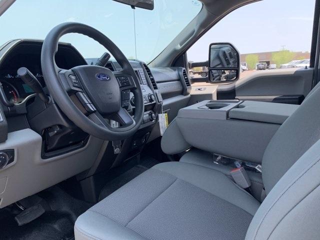 2019 Ford F-550 Regular Cab DRW 4x2, Scelzi WFB Platform Body #KDA25990 - photo 13