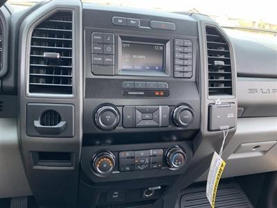 2019 Ford F-550 Regular Cab DRW 4x2, Scelzi WFB Platform Body #KDA25990 - photo 15