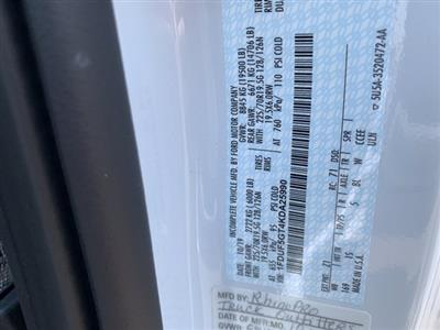 2019 Ford F-550 Regular Cab DRW 4x2, Scelzi WFB Platform Body #KDA25990 - photo 18